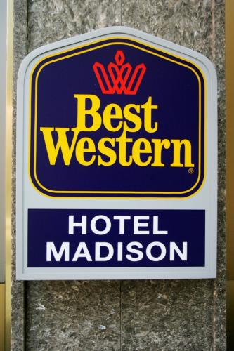 Photo gallery best western hotel madison hotel in milano for Hotel madison milano