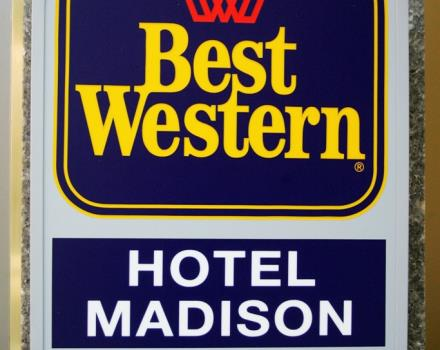 Visit Milan and stay at the Best Western Hotel Madison