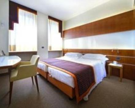 Comfort double room-Best Western Hotel Madison