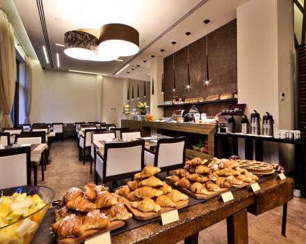 Best western hotel madison milan a 4 star hotel in milan for Best brunch in milan