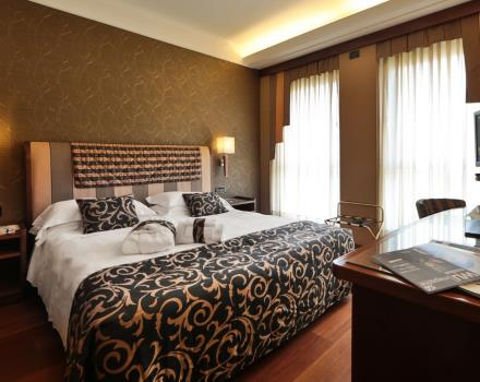 106 rooms and essentiality, choose Best Western Madison Hotel for your stay in Milan