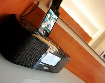 Carica Ipod presso Best Western Hotel Madison