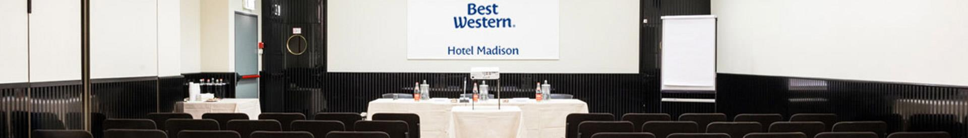 Looking for a hotel for your stay in Milano (MI)? Book/reserve at the Best Western Hotel Madison