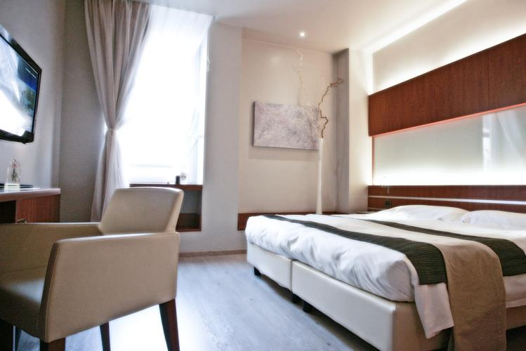 Best western hotel madison camere hotel 4 stelle milano for Hotel madison milano