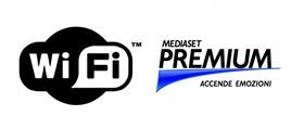 Wi-Fi and Mediaset Premium